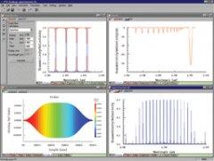 OptiGrating集成光纖光柵設計軟體